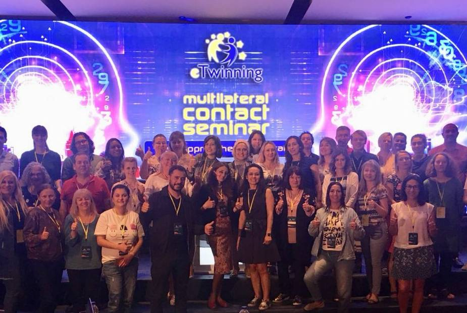 3-5 May 2018. Contact Seminar in Turkey, Istanbul