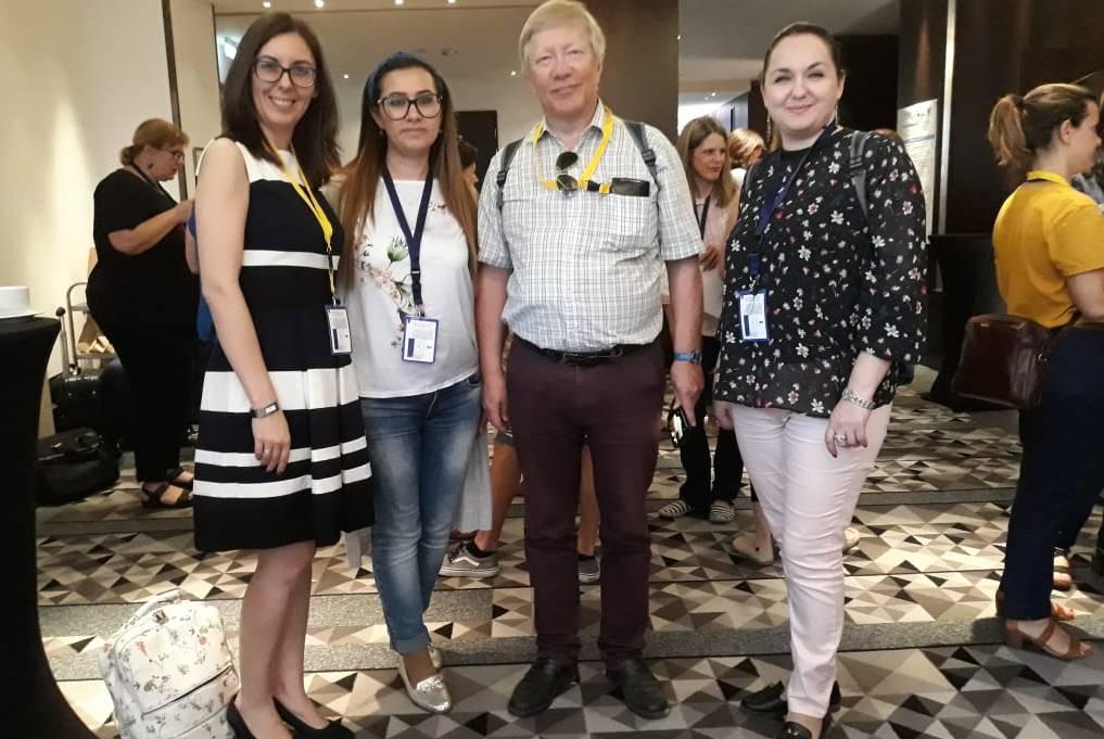 4-6 June, 2018. PDW for Ambassadors in Belgrade, Serbia