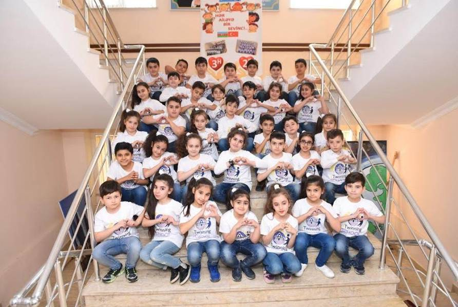 22 February 201, Charity exhibition in eTwinning