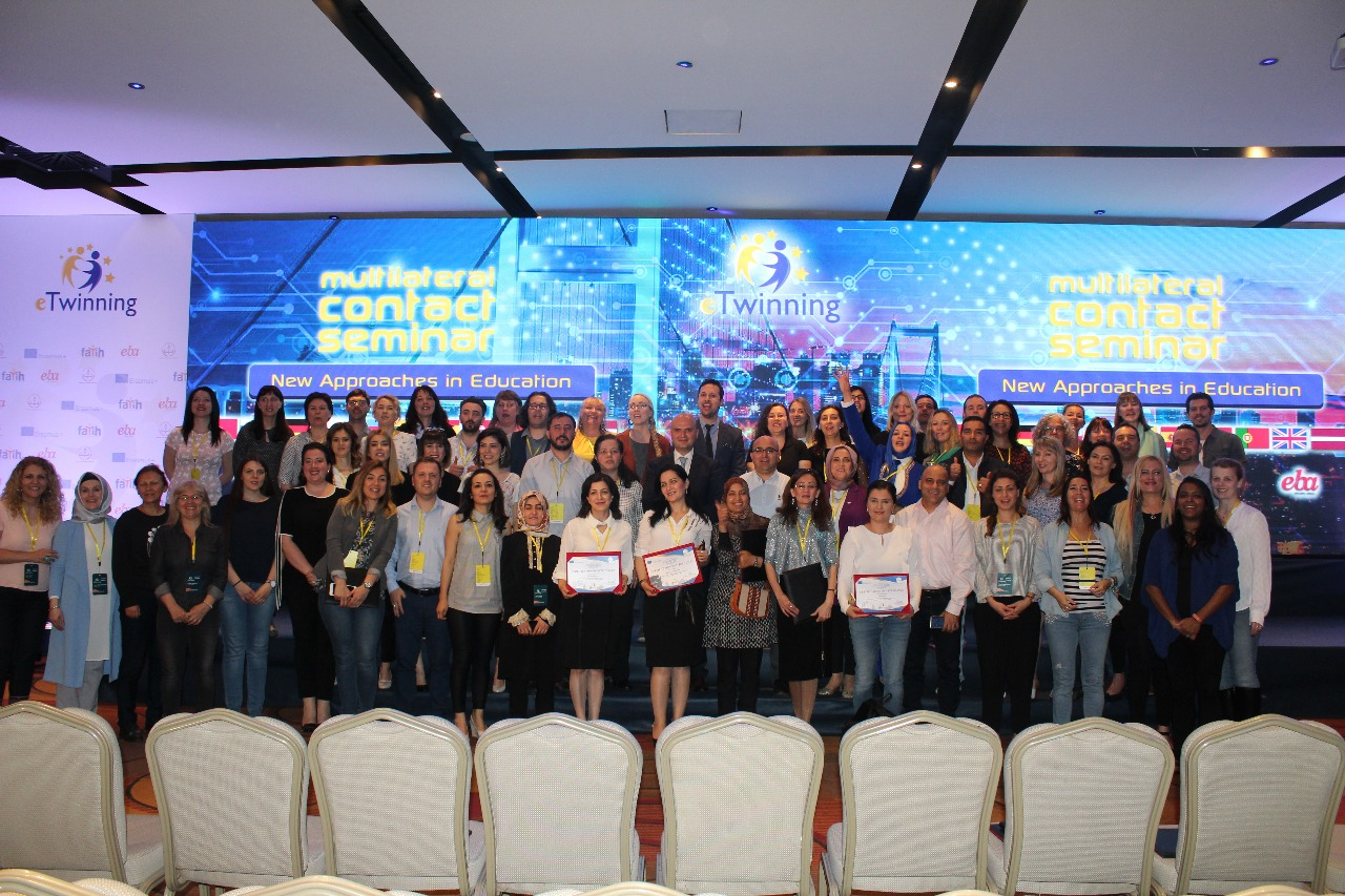Team from Azerbaijan participated in the Contact Seminar in Turkey