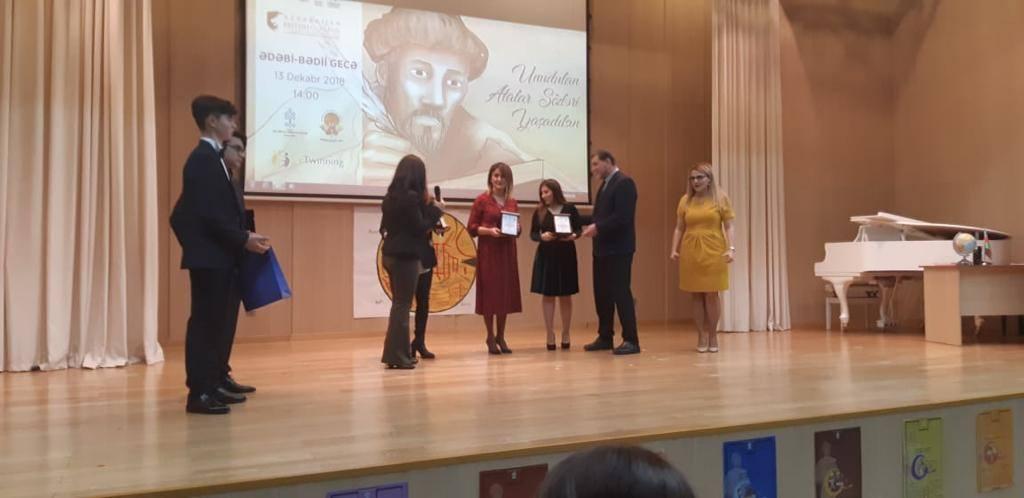 "Literary-art night of the first comprehensive dictionary of Turkic languages - ""Divanü-Lüğat-İt-Türk"" was held"