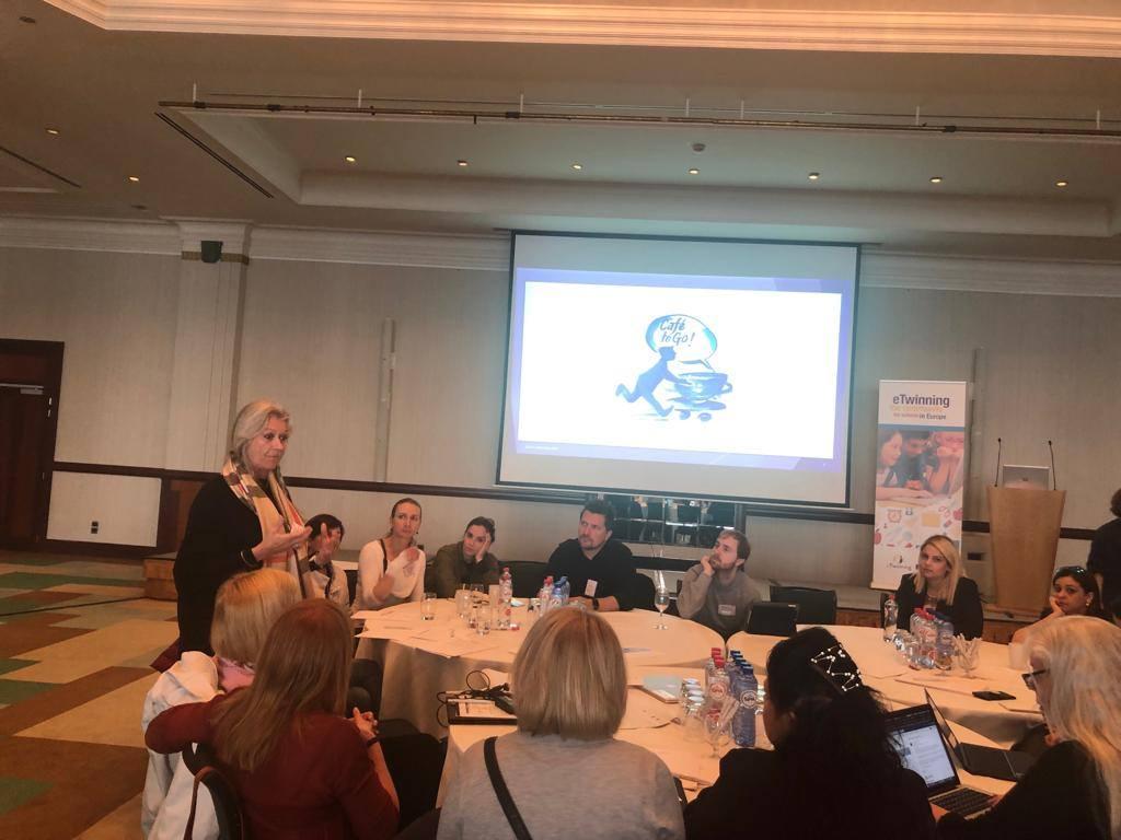 eTwinning has been running a European initiative involving Teacher Training Institutions