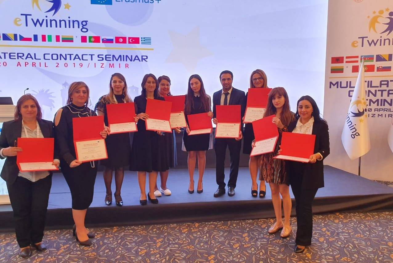 18-20 April 2019, Multilateral seminar in Izmir, Turkey