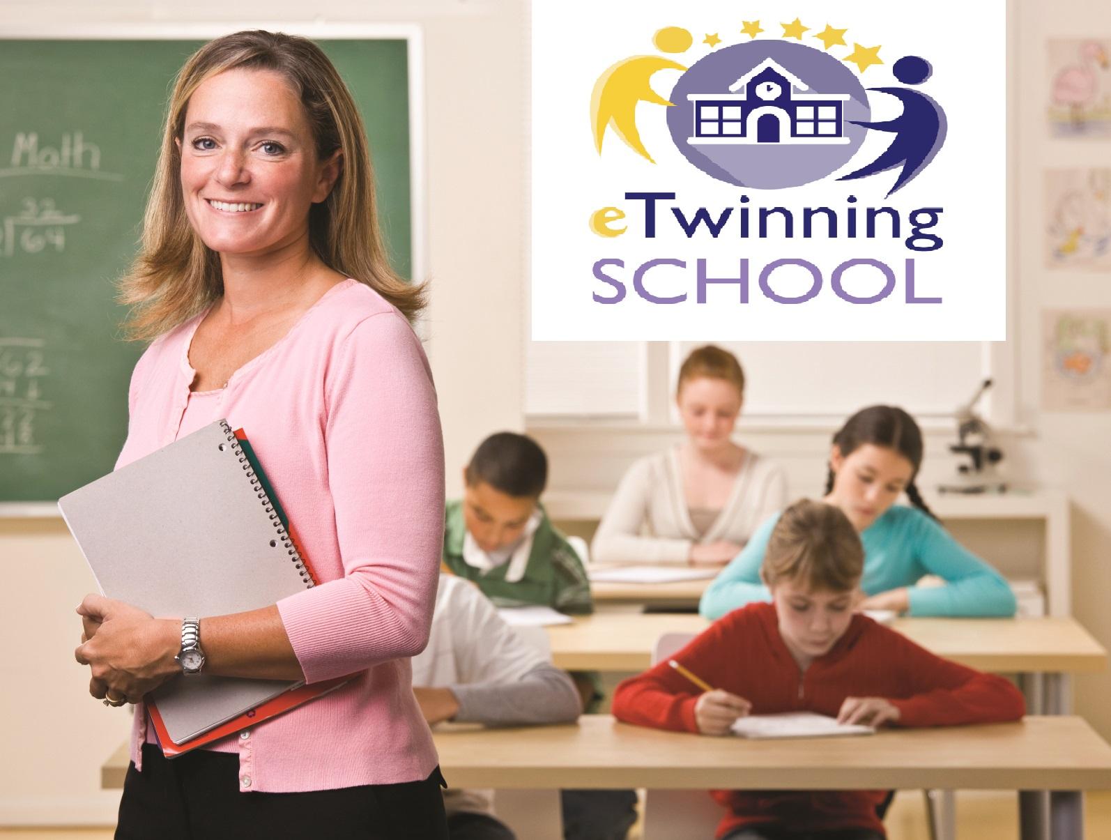 eTwinning launched eTwinning school label
