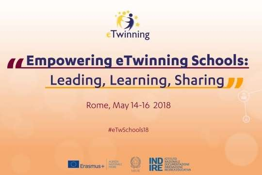 Principals from Azerbaijan participated in eTwinning thematic conference in Rome, Italy