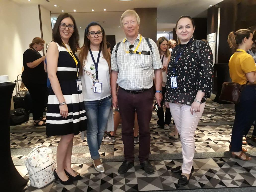 Azerbaijan Ambassadors in PDW in Belgrade, Serbia