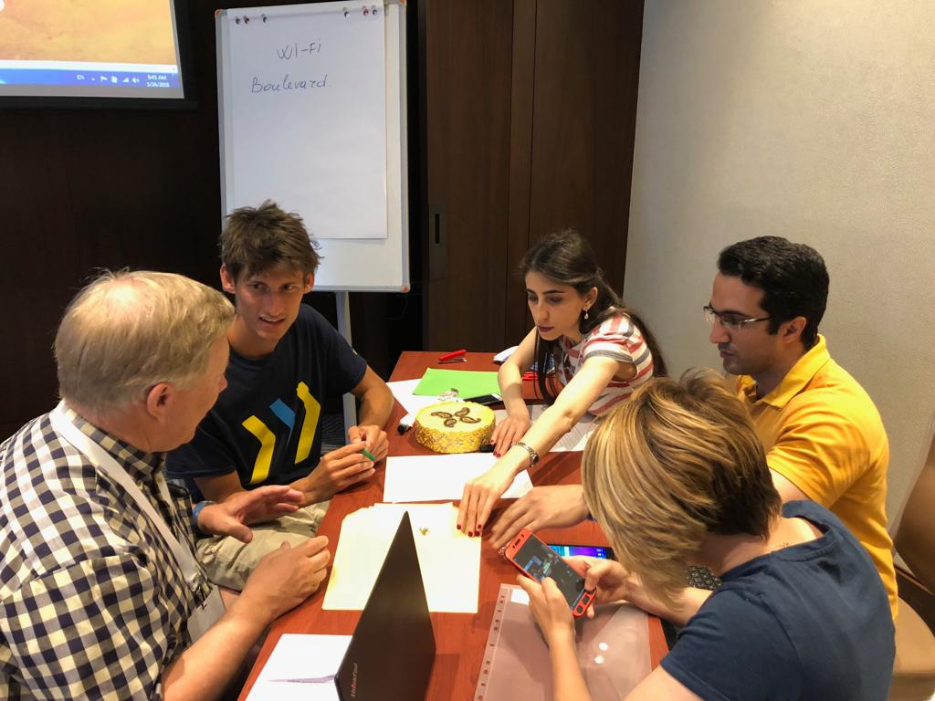 eTwinning Plus Azerbaijan is planning to hold a National Conference in Guba