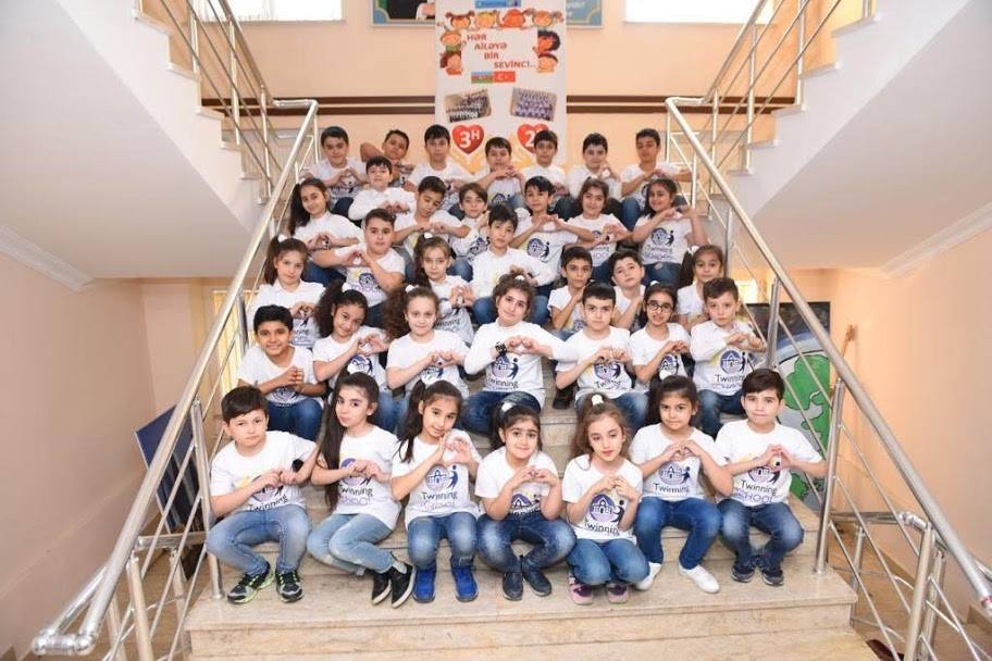 Charity exhibition was organized within eTwinning Plus project