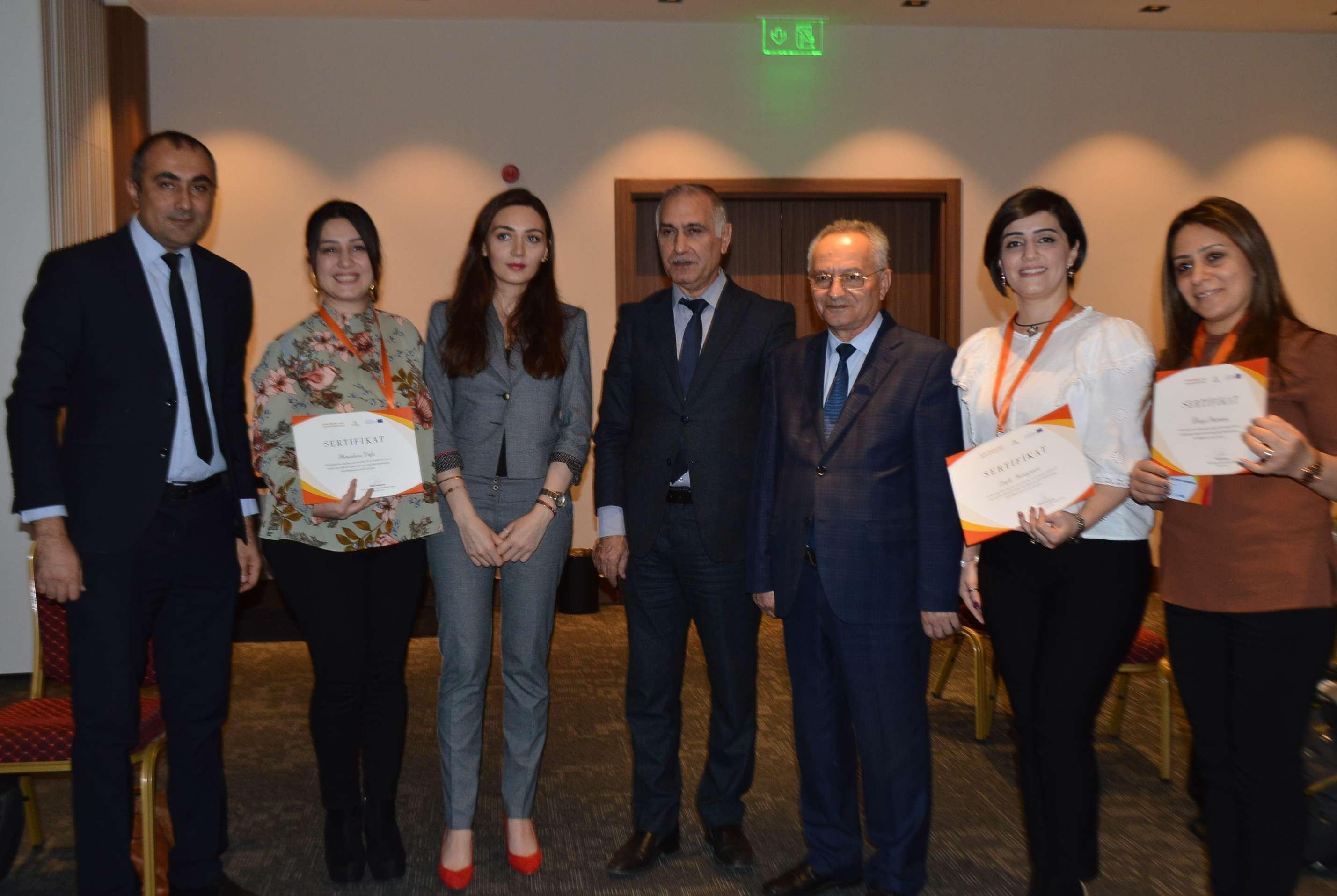 eTwinning Plus Azerbaijan held a Regional conference in Lankaran