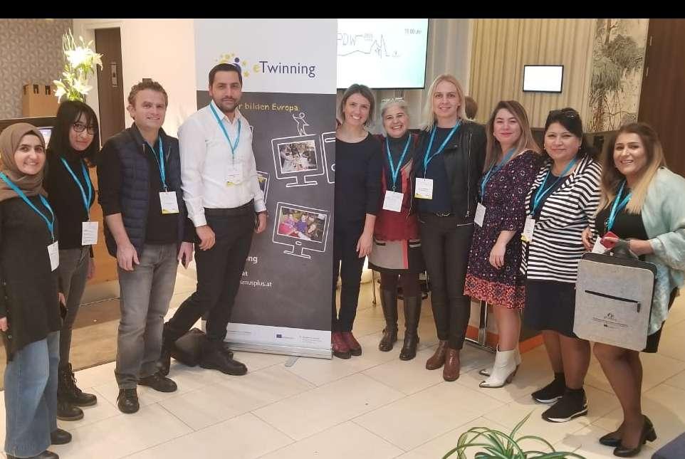 Azerbaijan teachers learn Finland and Austria's educational system